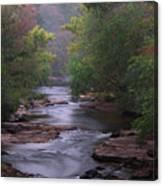 Winding Creek Canvas Print