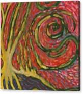 Winding IIi Canvas Print