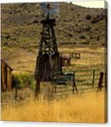 Windmill 1 Canvas Print