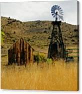 Windmill 2 Canvas Print