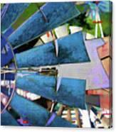 Windmill 3 Canvas Print
