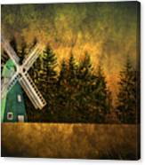 Windmill On My Mind Canvas Print