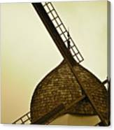 Windmills Of Your Mind Canvas Print