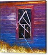 Window-1 Canvas Print