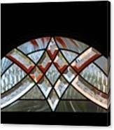 Window Arch Canvas Print