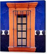 Window In San Miguel De Allende Canvas Print