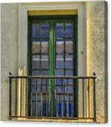 Window Of Amelia Canvas Print