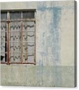 Anahuac Station Canvas Print