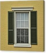 Window Style Canvas Print