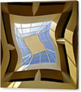 Window To Another Dimension Canvas Print