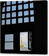 Window With A View Canvas Print