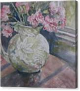 Windowview Canvas Print