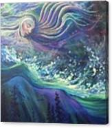 Winds Of Change Canvas Print