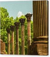 Windsor Ruins Canvas Print