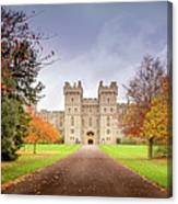 Windsor Warmer Canvas Print