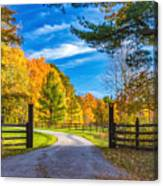 Windstone Farm Canvas Print