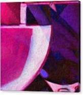 Wine Glass 1 Canvas Print