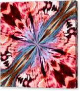 Winged Mite Canvas Print