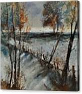 Winter 450101 Canvas Print