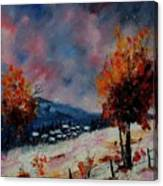 Winter 560110 Canvas Print