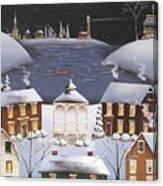 Winter Festival Canvas Print