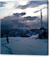 winter-Parang 3 Canvas Print