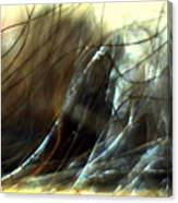 Winter Passage Canvas Print