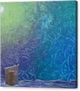 Winter Solitude 2 Canvas Print