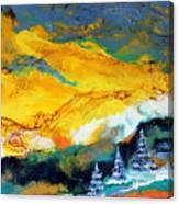 Winter Solstice Iv Canvas Print