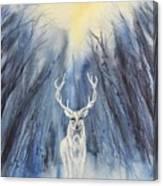 Winter Solstice - Yule Canvas Print