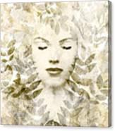 Winter Sonata Canvas Print