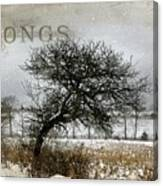 Winter Songs Canvas Print