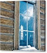 Winter Windows Canvas Print
