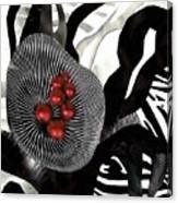 Winterberries Canvas Print