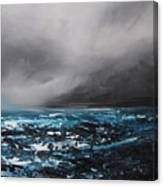 Winterstorm Canvas Print