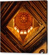 Al Ghuri Dome Canvas Print