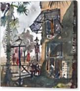 Wiregrass Canvas Print