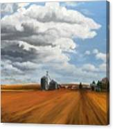 Wirick's Farm Canvas Print