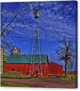 Wisconsin Amish Farm Canvas Print