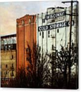 Wisconsin Cold Storage Canvas Print