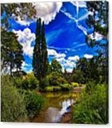 Wisley Gardens Canvas Print