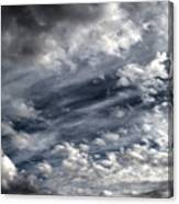 Wispy Skies Canvas Print