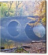 Wissahickon Creek At Bells Mill Rd. Canvas Print