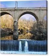 Wissahickon Viaduct Canvas Print