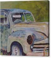 Wistful In Winchendon Canvas Print