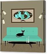 Witco World Canvas Print