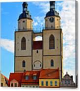 Wittenberg Sky Canvas Print