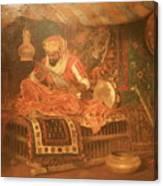Wla Brooklynmuseum William Merritt_chase_the_moorish_warrior Canvas Print