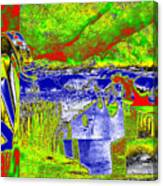 Wmd2 Canvas Print