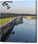 Wolf Creek Dam Canvas Print